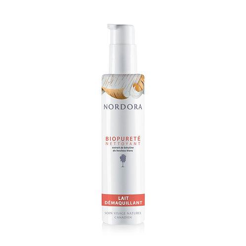 NORDORA - BioPureté - Lait démaquillant - Makeup remover milk