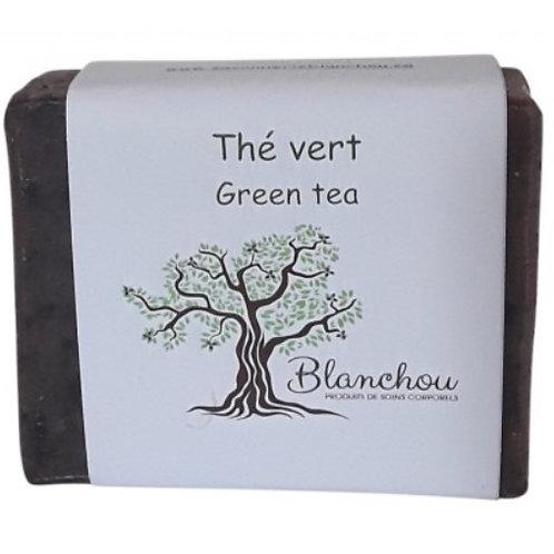 SAVONNERIE BLANCHOU - Savon au thé vert