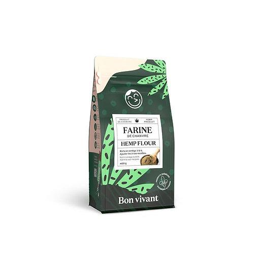 BON0089 - Farine de chanvre / Hemp flour