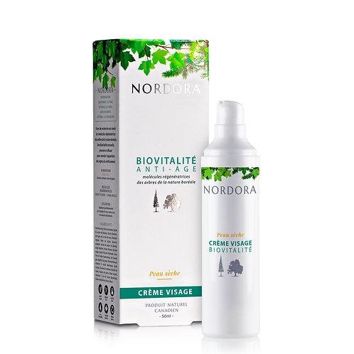 NOR5002 - BioVitalité - Crème visage - peau sèche / Face cream - Dry skin