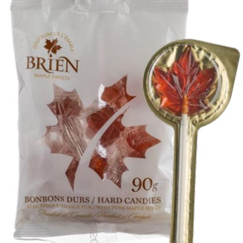 BRI6020 - Suçon à l'érable / Maple Lollipop