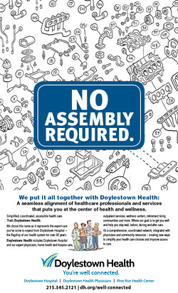 Doylestown Health-Rebrand