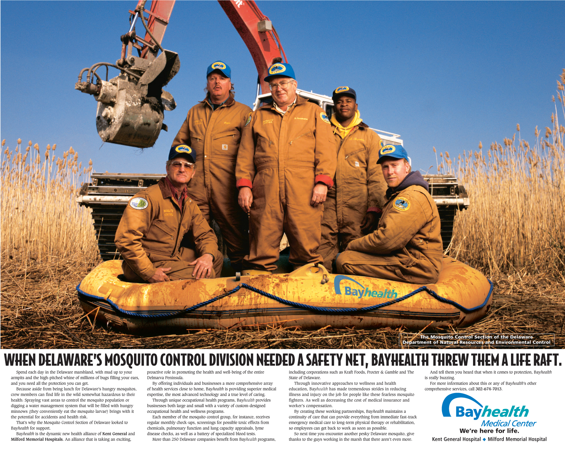 BayHealth-Mosquito Workers