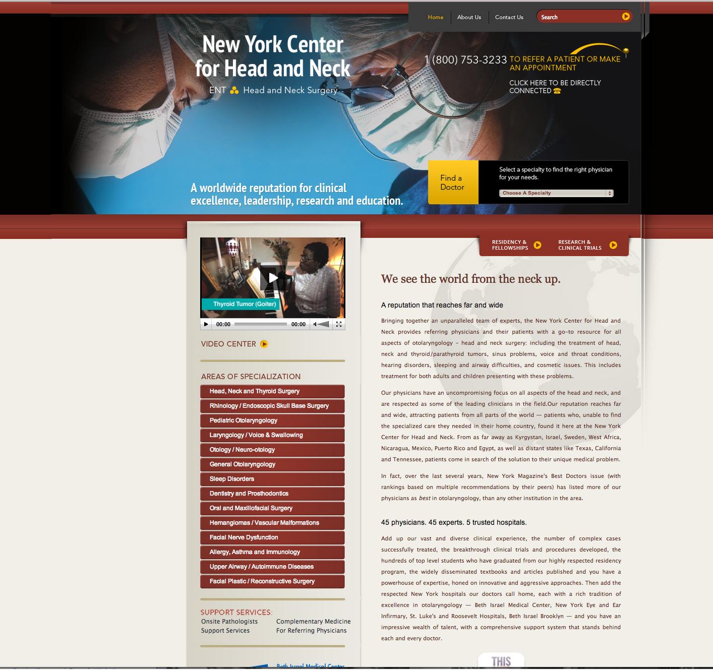 NYCHN Website