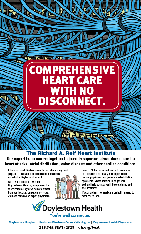 Doylestown Health-Rebrand/Cardiac