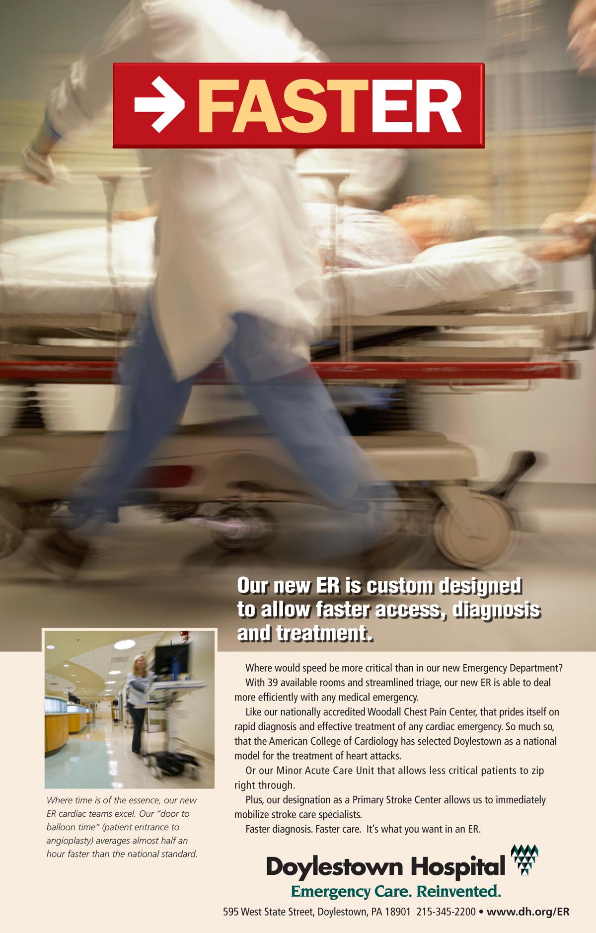 Doylestown Hospital New ER