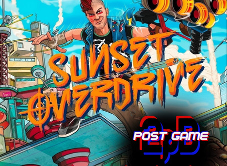 Ep 35 - Sunset Overdrive