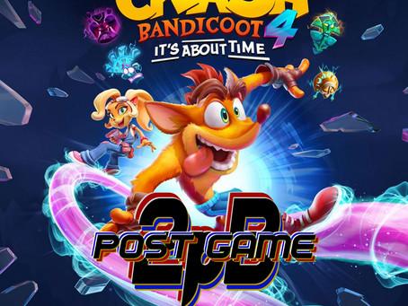 Ep 41 - Crash Bandicoot 4