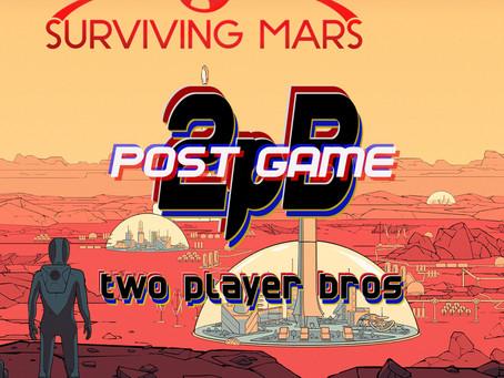 Ep 60 - Surviving Mars