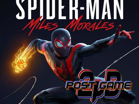 Ep 57 - Spider-Man: Miles Morales