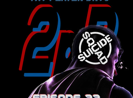 Ep 33 - Suicide Squad: Kill the Gotham Knights