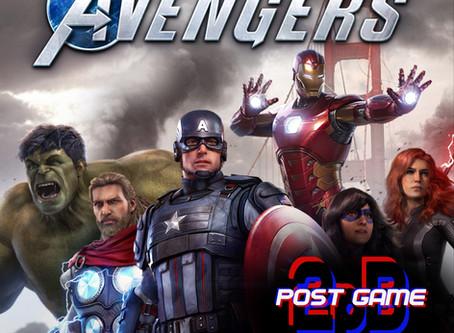 Ep 36 - Marvel's Avengers