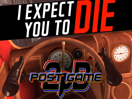 Ep 50 - I Expect You to Die