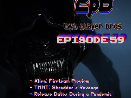 Ep 59 - Alien Vs Shredder