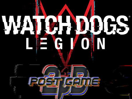 Ep 43 - Watch Dogs: Legion