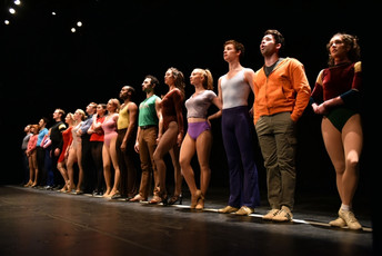 A Chorus Line-Diana Morales