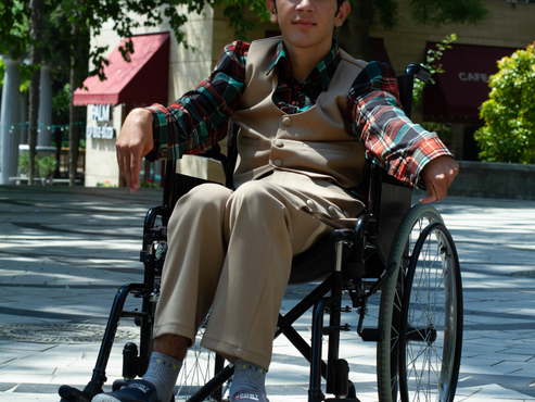 Fighting Ableism in Azerbaijan through Storytelling and Fashion