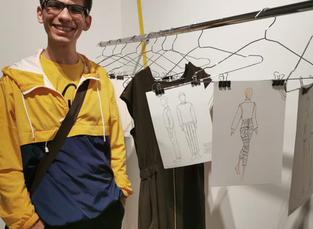 Kekalove Founder Talked to The Bradley Herald about Adaptive Fashion