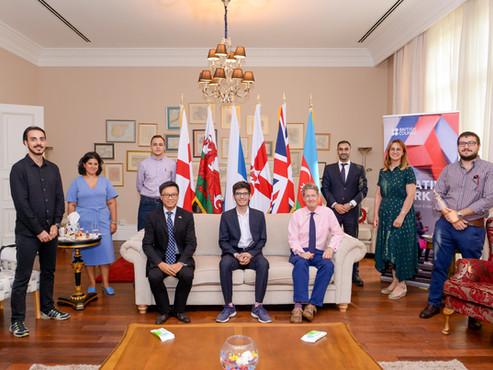 Kekalove Adaptive Fashion celebrated its grand championship with the UK Ambassador in Baku