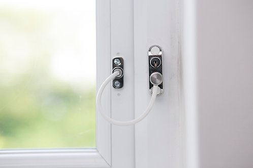 BabyDan Safety Window & Door Lock with Key