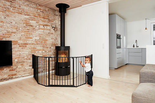 BabyDan FLEX Hearth Gate XL