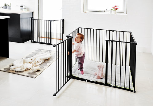 BabyDan FLEX Playpen Rectangular with Mat