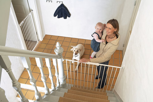 BabyDan Pet Streamline Extra Tall Wall Mounted Gate