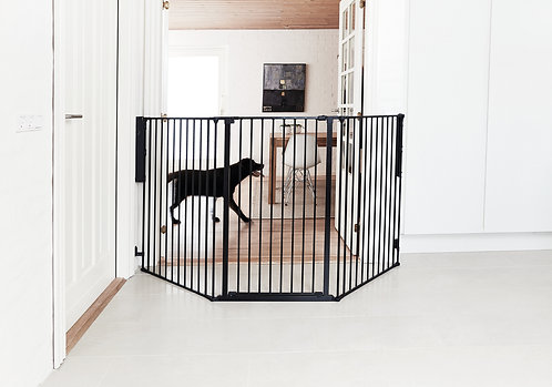 BabyDan FLEX Large and Extra Tall Safety Gate