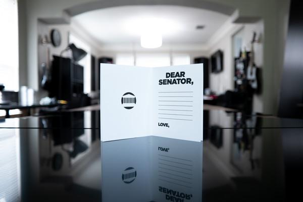 RBG Arguments Card - Blank