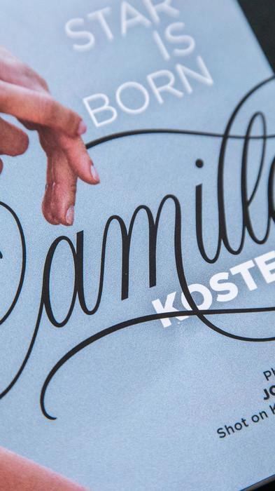 Camille Cover Script