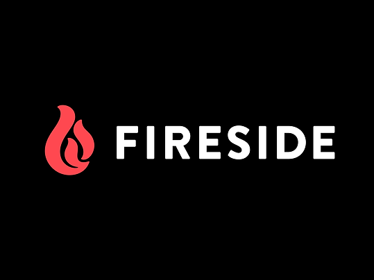 Fireside Logo and Monogram Icon