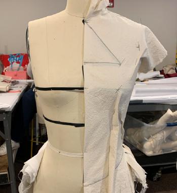 Front Drape