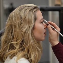 Meg Makeup for Photoshoot