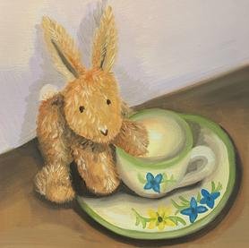 Alla Prima Bunny