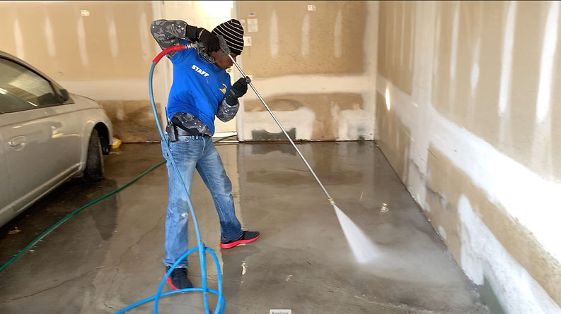 Joe's Jr Pressure Washing Services