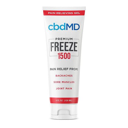 cbdMD Premium Freeze 1500