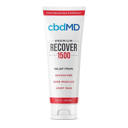 cbdMD Premium Recover 1500