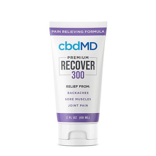 cbdMD Premium Recover 300