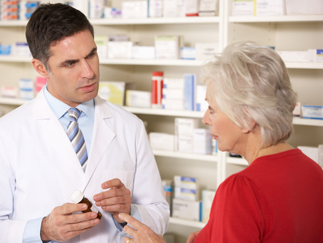 What to Ask Your Pharmacist