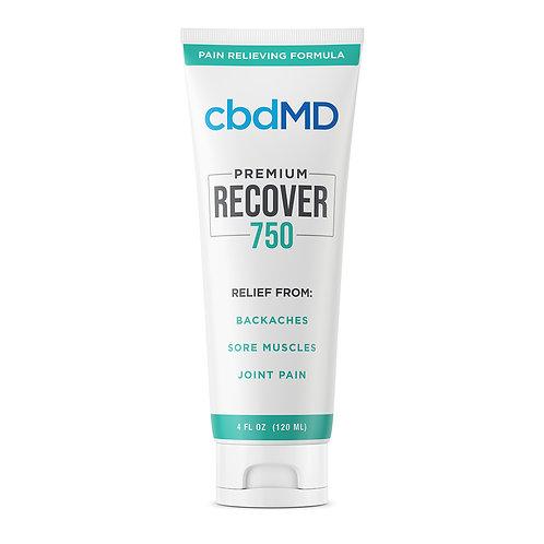 cbdMD Premium Recover 750