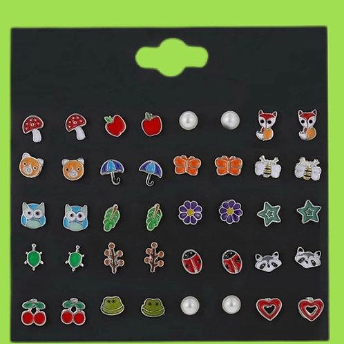 Fun Assortment Earrings