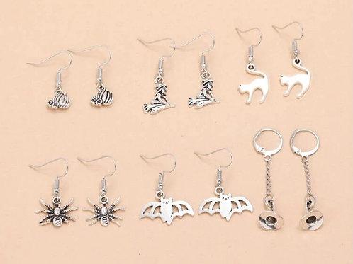 SPOOKY earrings