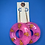 "Thumbnail: ""LAZY RIVER TUBE"" earrings"