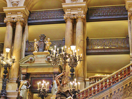Blog 40: The Best Hotel Lobbies