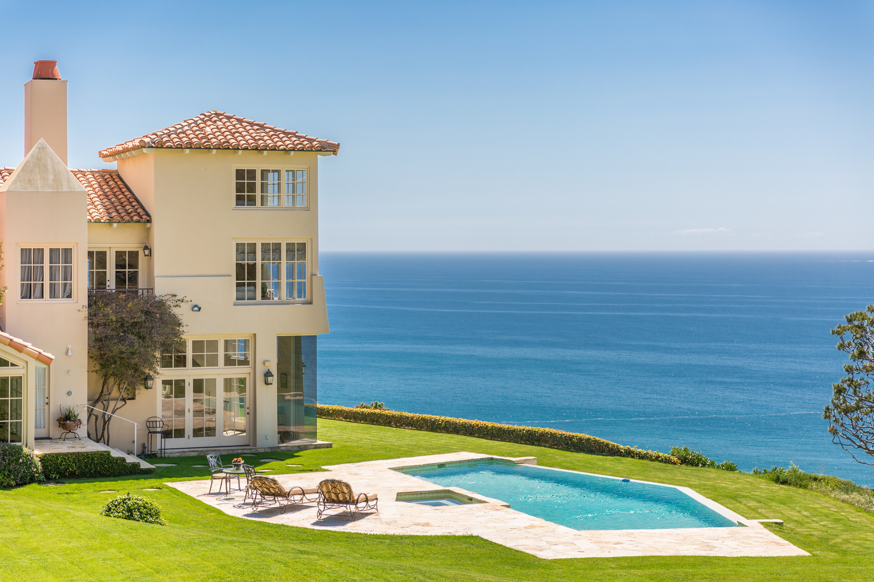 malibu ca real estate pool