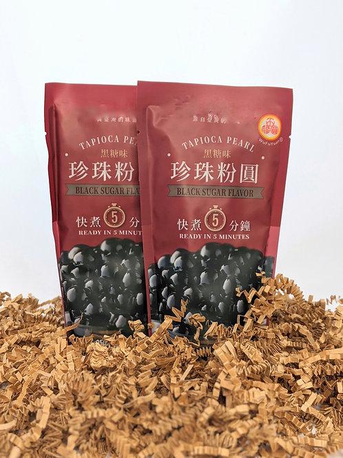 Black Sugar 5-Minute Tapioca
