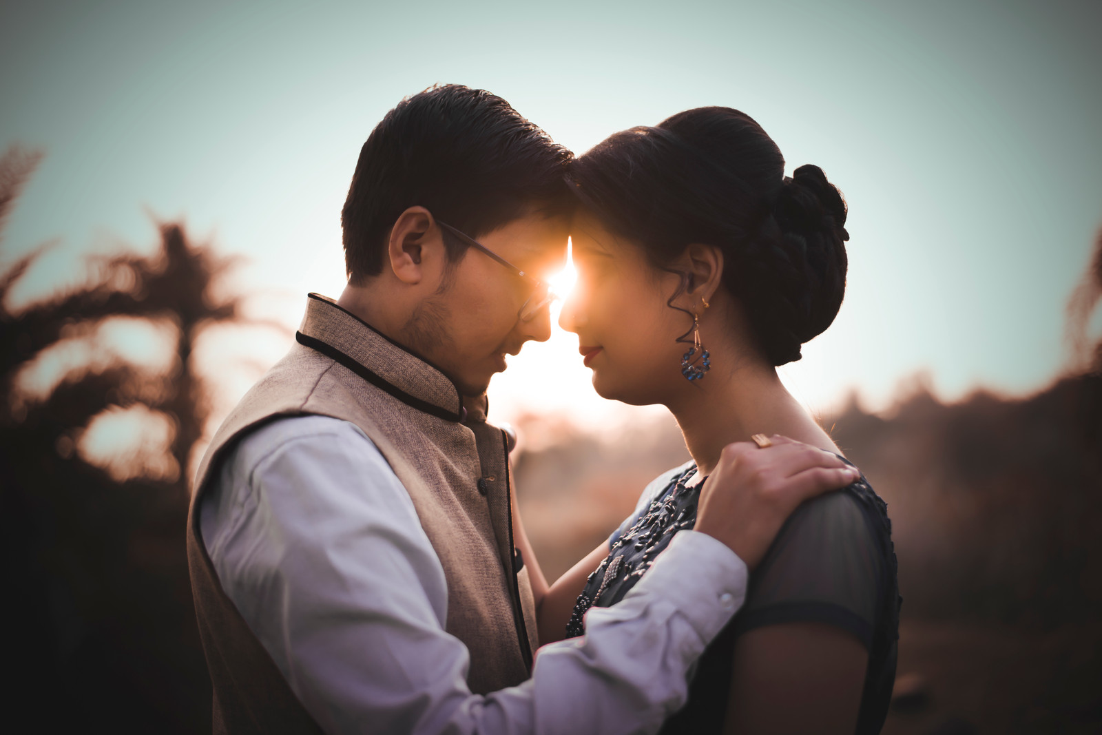 Dating gift man hustru fick reda på