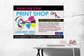 Print Shop ad