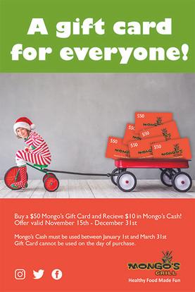 Mongo's-Christmas Poster