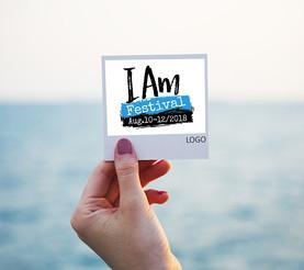 I Am Festival logo